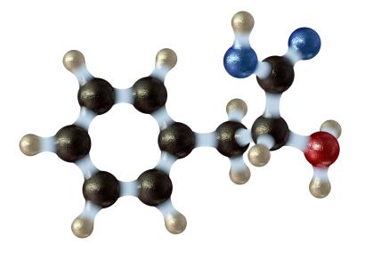 Aminosäure Phenylalanin