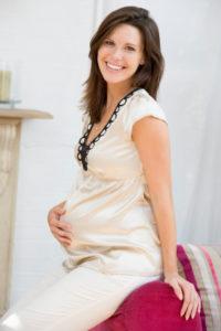 Schwangerschaft glücklich und gesund